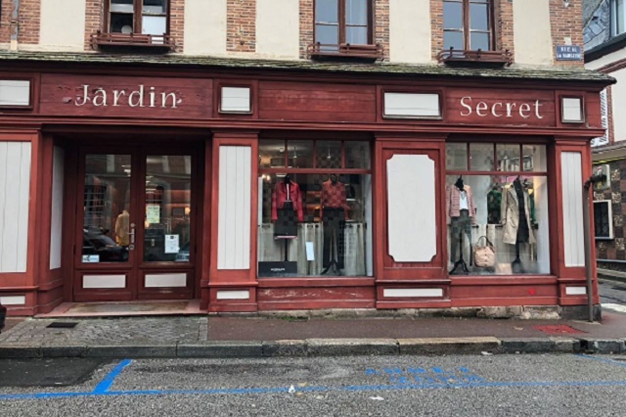 JARDIN SECRET - Click and Collect