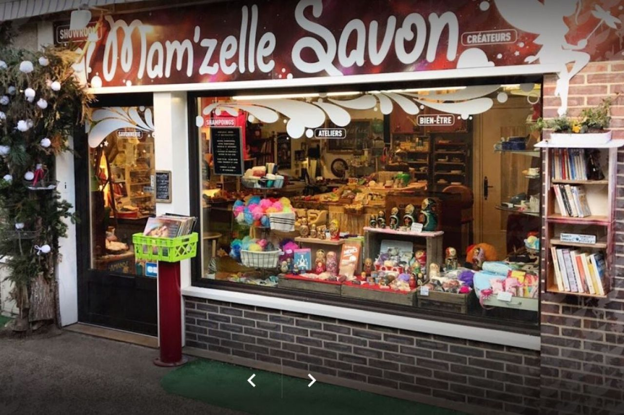 MAM'ZELLE SAVON - click and collect