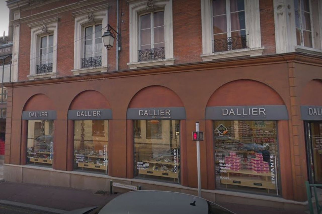 CHAUSSURES DALLIER - Click and Collect